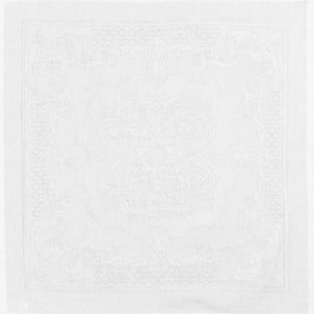 "Beauregard Blanc Napkin 22""x22"", 100% Cotton picture"