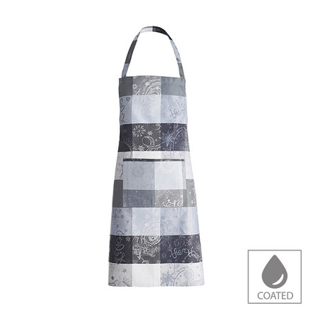 Mille Couleurs Orage Apron, Coated picture