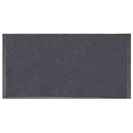 "Ligne Bambou Blue Bath Mat 20""x39"", Bamboo/Cotton picture"