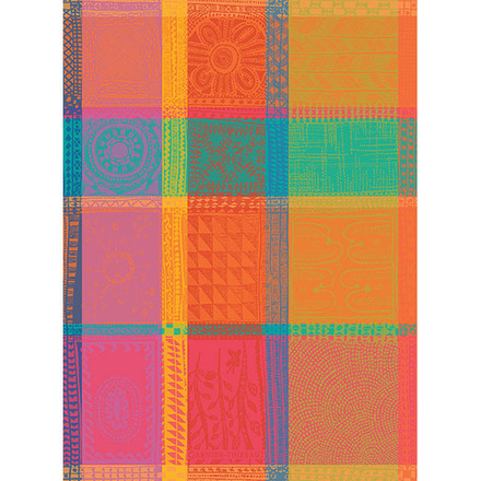 Mille Wax Tor Creole Kitchen Towel, Cotton picture