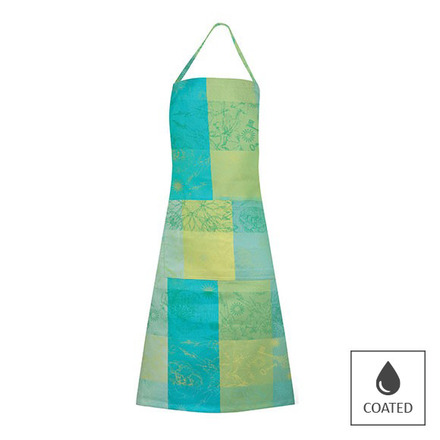 """Mille Alcees Narcisse Apron 30""""x33"""", Coated Cotton picture"""