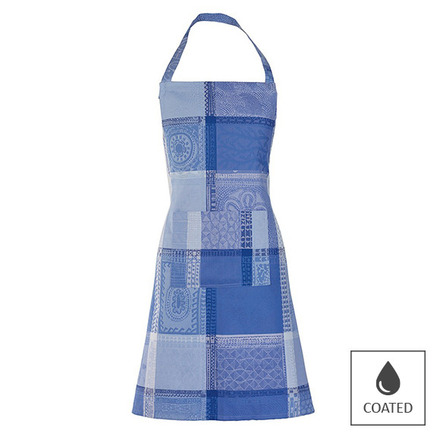 Apron Mille Wax Ocean, Coated - 1ea picture