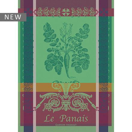 """Panais Vert Kitchen Towel 22""""x30"""", 100% Cotton picture"""