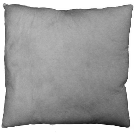 "Uni White Cushion 20""x20"" picture"