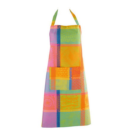 Apron Mille Wax Creole, Cotton - 1ea picture