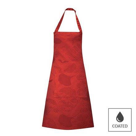 Mille Feuilles Rouge Apron, Coated picture