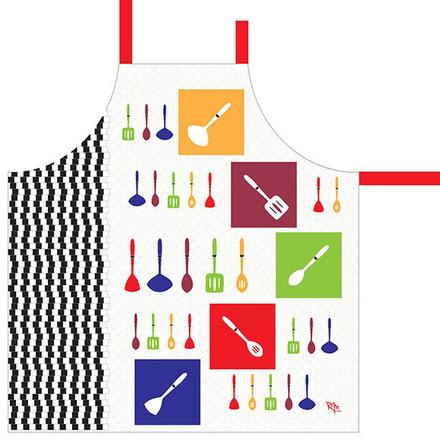 Cuisine Illusion Festival Apron picture
