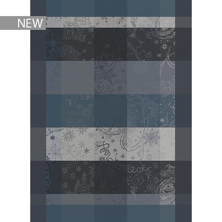 """Mille Couleurs Darkgrey Kitchen Towel 22""""x30"""", 100% Cotton picture"""