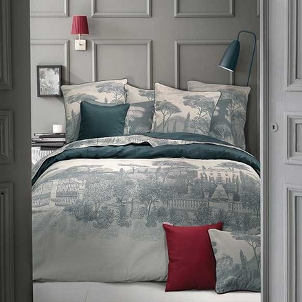 Palazzina Fusain, Duvet Cover, Queen, Cotton picture