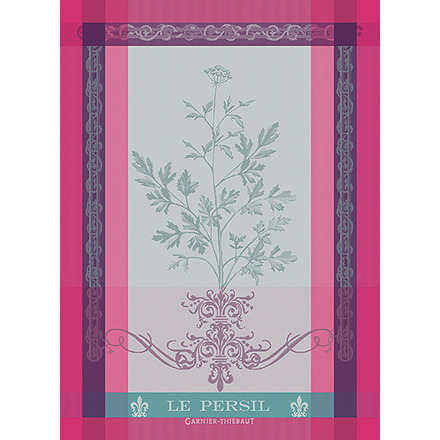 Le Persil Rose Kitchen Towel, Cotton picture