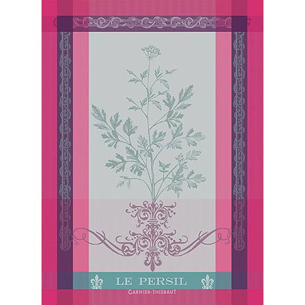 """Le Persil Rose Kitchen Towel 22""""x30"""", 100% Cotton picture"""