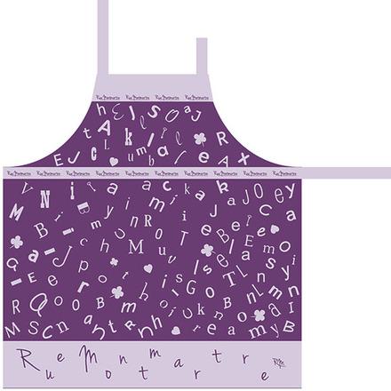Scrabble Lavande Brise Apron picture