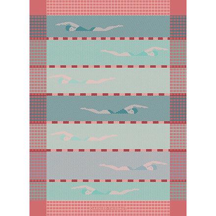 Nageuses Piscine Kitchen Towel, Cotton picture
