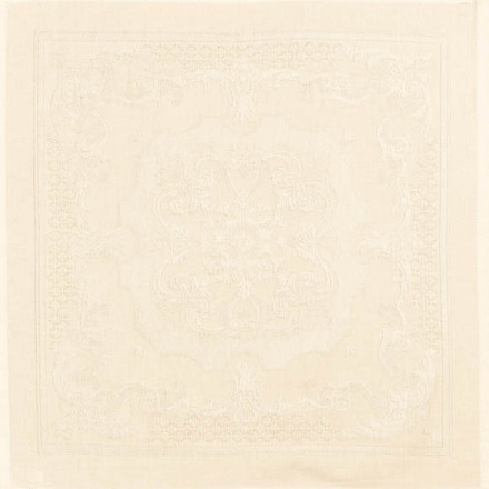 "Beauregard Ivoire Napkin 22""x22"", 100% Cotton picture"