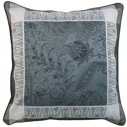 """Persina Noir Cushion Cover 20""""x20"""", Cotton-2ea picture"""