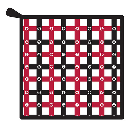 Bistro La Maison Les Fruits et Legumes Pot Holder picture