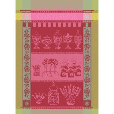 Kitchen Towel Confiserie Guimauve, Cotton - 1ea picture
