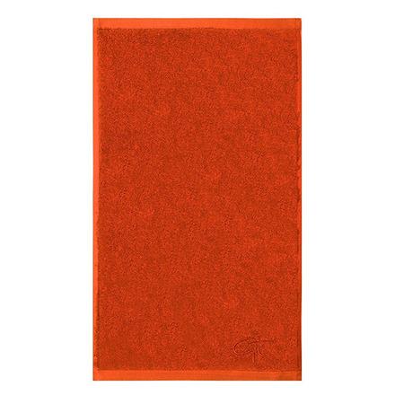 Ligne Bambou Potiron Guest Towel - 2ea picture