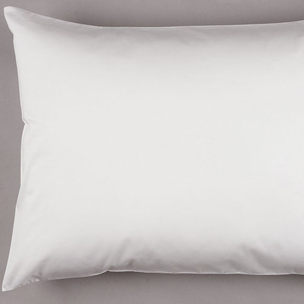 Pack of 4 St Tropez Standard Pillow Case White picture