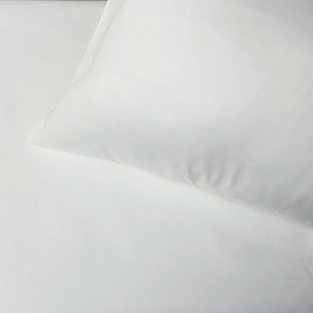 Nice White 300TC King Duvet Set picture