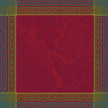 "Isaphire Rubis Napkin 21""x21"", 100% Cotton picture"