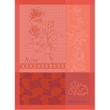 Framboises Rose Kitchen Towel, Cotton picture