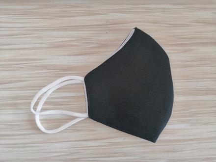 Black Washable protective mask GT9501 - 6pcs picture