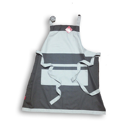 Lods Two-color Grey Apron picture
