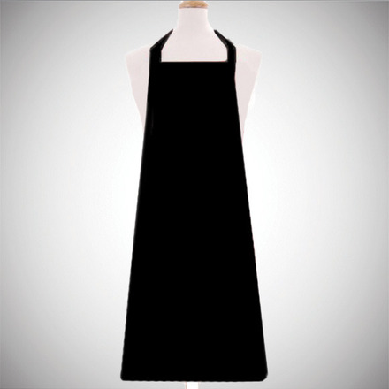 Black Polyester Apron picture