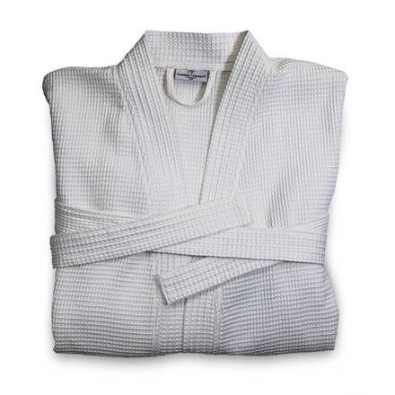 Honeycrisp White Bath Robe XL, Cotton picture