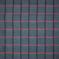 "Quadramuri Navy/Red Herringbone Checked Napkin 22""x23"", 100% Cotton additional picture 2"