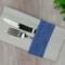 Intramuri Blue Napkin, Slub Cotton-4ea additional picture 1