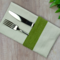 Intramuri Green Napkin, Slub Cotton-4ea additional picture 1