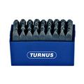Turnus TN331-001K Small Letter Stamps