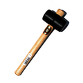 Thor TH952 12-Inch Rubber Mallet Black