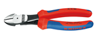 Knipex KN7412180 7-Inch High Leverage Diagonal Cutters