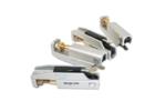 Grip-On GRMG2KSET4 4-Inch Micro-Grip Aluminum Alloy Mini Locking Clamps - 4-Pc Set