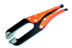 Grip-On GR23312 12-Inch Self-Adapting Jaws Locking Pliers With Swivel Tips