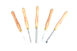 Robert Sorby SO46HS 5-Piece Micro Turning Set