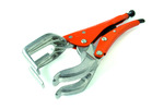 Grip-On GR14512 12-Inch Aluminum Alloy U-Clamp Locking Pliers