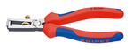 Knipex KN1102160 6 1/4-Inch End Wire Strippers - Knipex Comfort