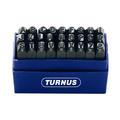 Turnus TN329-201 Standard Letter Stamps