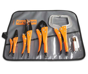 Grip-On GRWK500 5-Piece General Welding Clamp Set picture