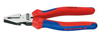 Knipex KN0202180 7-Inch Linemans Pliers - Knipex Comfort Handles picture