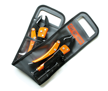 Grip-On GRHFKIT Hands-Free Kit, 4-Piece Set picture