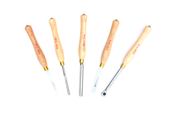 Robert Sorby SO46HS 5-Piece Micro Turning Set picture