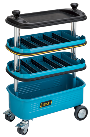 Hazet HZ166N Collapsible Tool Trolley picture