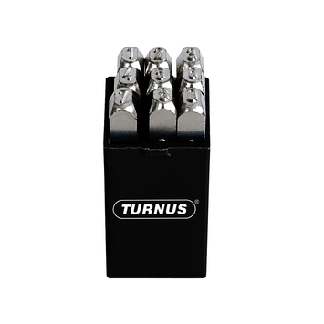 Turnus TN330-001 Nickel-Plated Number Stamps picture