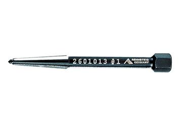 Rennsteig RN4710013 Dual-Edged Screw Extractor - Size 1 picture