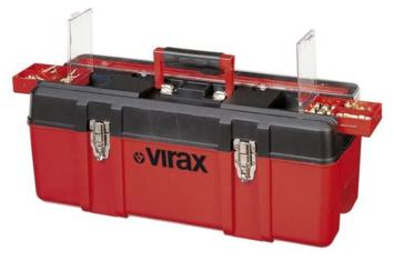 Virax VX382641 Heavy Duty Portable Tool Box picture